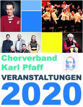 Neuer Veranstaltungskalender 2020