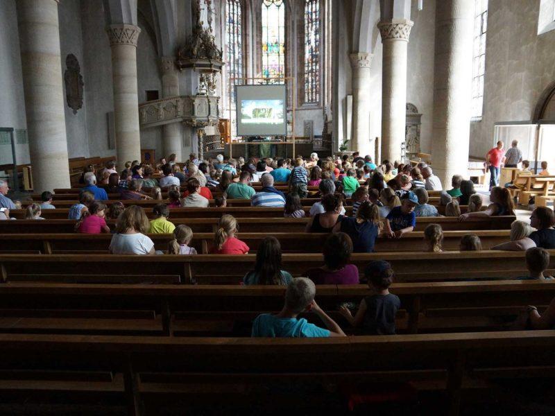 Kinder-Mitmach-Konzerte – Eintritt frei!